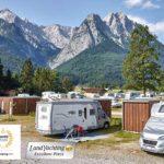 Camping Resort Zugspitze dreifach ausgezeichnet