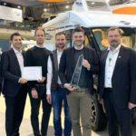 Carado gewinnt DCC-Sicherheitspreis 2020