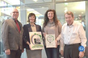 Die Gewinnerin vom Stellplatz Mettnau in Radolfzell. (Foto: jn)