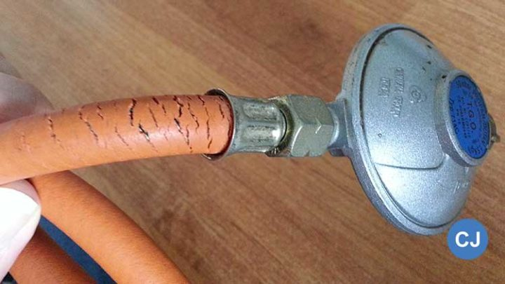 Die Gasprüfung dient auch der eigenen Sicherheit. (Foto: jn)