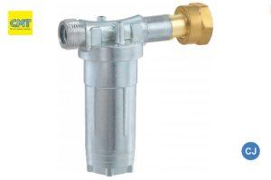 Der Filter entfernt Schadstoffe und Aerosole aus dem Gas.#. (Foto: GOK)