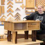 Holzmechaniker-Auszubildende von Hobby ausgezeichnet