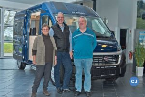 Familie Leon aus Berlin gewinnt la strada Avanti M