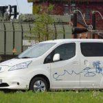 Camping unter Strom: Nissan e-NV 200 Evalia mit Reimo Campingbox M