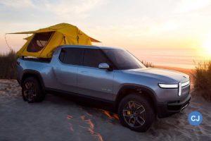 Amerikanisches Start-up Rivian - Pick-Up mit E-Antrieb