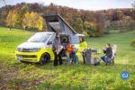 Spacecamper macht den VW Bus zum siebensitzigen Camper