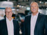 Väter des Erfolgs - Bob Martin und Martin Brandt. (Foto: Hymer)