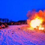 Reisetipp: Der Norden in Flammen - Biikefeuer