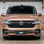 Power und Optik für den VW T6.1: der Abt-Look