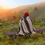Himmelbett - das neue Helinox Cot One Convertible