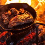 Mit Rillen grillen: Grill-Feuerpfannen von Petromax