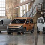 In fünfter Generation: Der VW Caddy