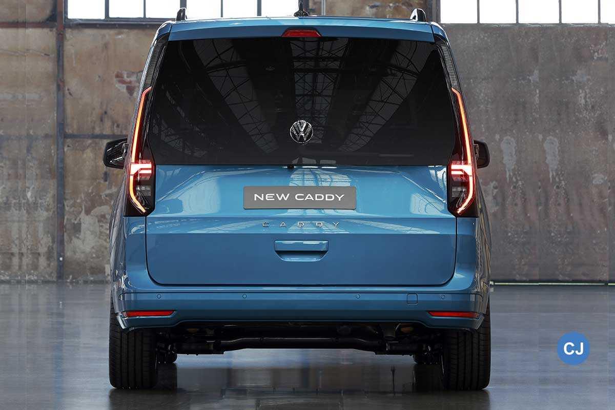 VW Caddy 2020 Live | Camper Journal