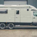 3C Cartier: X-Track Fernreisemobil auf Mercedes-Benz Sprinter 6x6