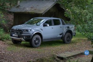 Amerikanische Gene - der Ford Ranger Raptor. (Foto: Ford)