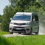 Crosscamp: Gelungener Einstieg im Markt der kompakten Kastenwagen