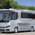 Highend-Reisemobil: Vario Perfect 1000 auf Mercedes-Benz Actros 1835 LL