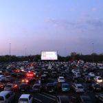 Corona-Kino: Messeparkplatz P1 wird zum Autokino