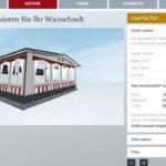 Güsto bietet 3D-Konfigurator für Vorzelte