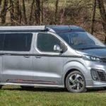 Freizeit-Fahrzeug auf Opel Zafira: Irmscher is3 Free