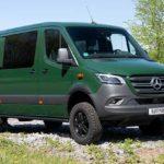 Vansports Mercedes-Benz Sprinter 4x4