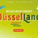 Düsselland: Messegelände wird zum temporären Freizeitpark