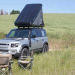 Neuer Land Rover Defender: Zur Miete - mit und ohne Dachzelt