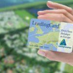 Ganz neu - die LeadingCard mit Hertz