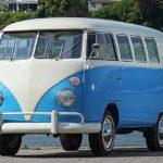 Fahr doch Bus: 1964er VW T1 steht zum Verkauf