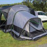 Ganz schön aufgeblasen: Skoda Campingzelt
