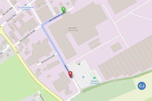 (Foto: OpenStreetMaps und Mitwirkende)
