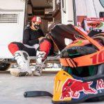 Laika Reisemobile begleiteten Dakar 2021