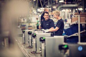 Dometic unterhält in mehreren Ländern der Welt Produktionsstätten.